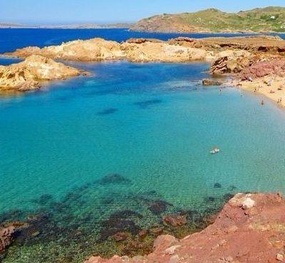 Menorca: 10 Playas y Calas imprescindibles (+1 decepción) ¡Bienvenidos al paraíso!