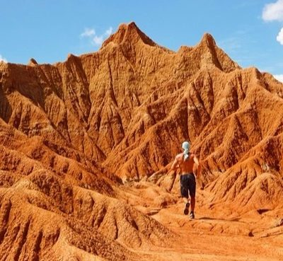 El Desierto de la Tatacoa. Paisajes irreales en Colombia
