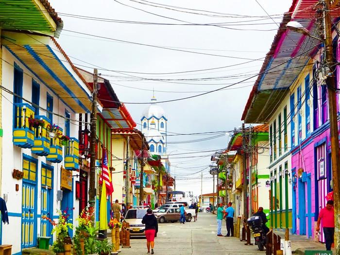 Valle Del Cocora Salento Filandia Y Pereira El Eje Cafetero De Colombia Mi Aventura Viajando
