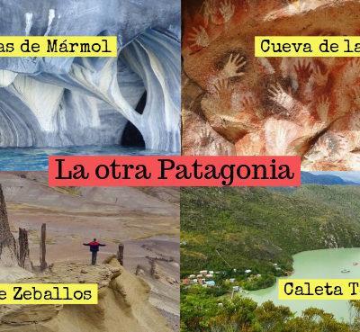 La otra Patagonia: Capillas de Mármol, Caleta Tortel, Cueva de las Manos y Monte Zeballos