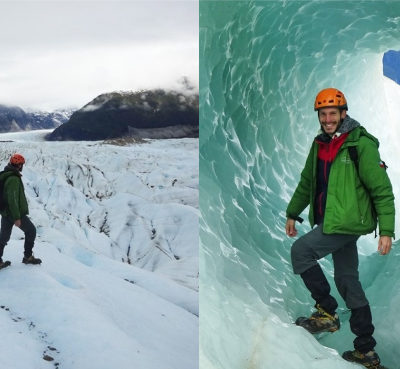 Caminar sobre hielo del Glaciar Exploradores. ¡Un trekking alucinante!