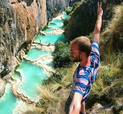 Ayacucho: Las espectaculares Aguas Turquesas de Millpu (Huancaraylla) y los 7 Cañones de Qorihuillca. ¡El Perú menos turístico!