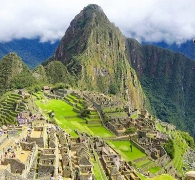 Machu Picchu: ¡Mágico! La naturaleza y el hombre en perfecta armonía