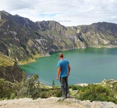 Baños, Volcán Cotopaxi y Laguna Quilotoa. Naturaleza pura en Ecuador