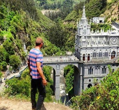 Santuario de Las Lajas y Cementerio de Tulcán. Espectaculares en la frontera Colombia – Ecuador