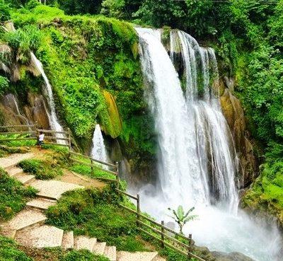 El Lago de Yojoa y las espectaculares Cataratas Pulhapanzak en Honduras