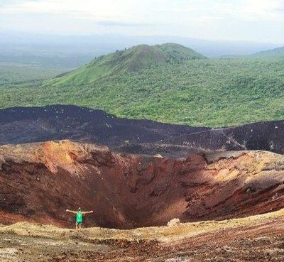 León, sus volcanes y el impresionante Cañón de Somoto en Nicaragua