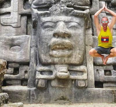 Hopkins y las ruinas mayas Lamanai. ¡El Belice menos turístico!