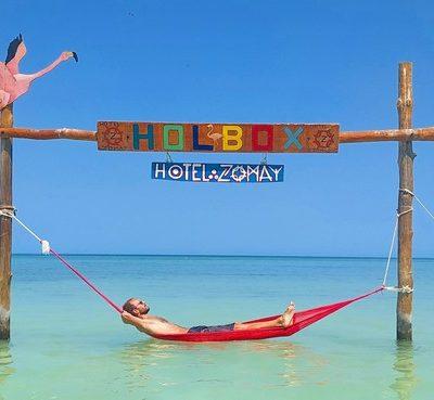 Isla Holbox: Relax, hamacas y bioluminiscencia en el paraíso – México