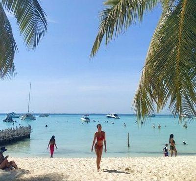 La paradisíaca Isla Mujeres. ¡Lo mejor del Caribe Mexicano!