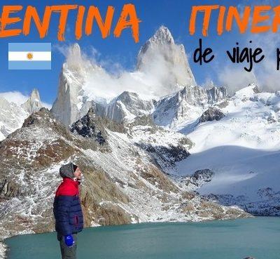 Argentina: Itinerario y ruta de viaje por libre