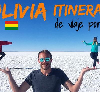 Bolivia: Itinerario y ruta de viaje por libre