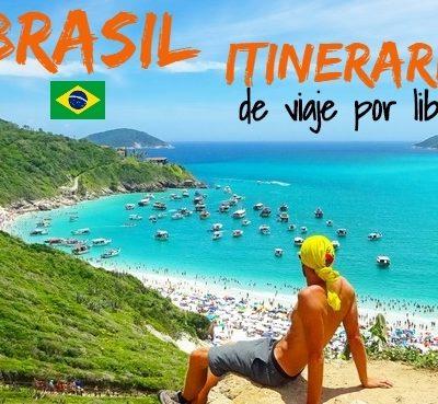 Brasil: Itinerario y ruta de viaje por libre