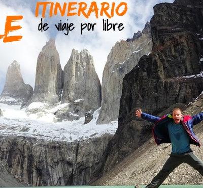Chile: Itinerario y ruta de viaje por libre