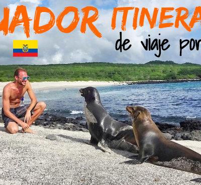 Ecuador: Itinerario y ruta de viaje por libre
