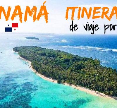Panamá: Itinerario y ruta de viaje por libre