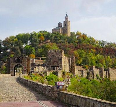 Veliko Tarnovo, Madara, Nesebar y las playas de Bulgaria