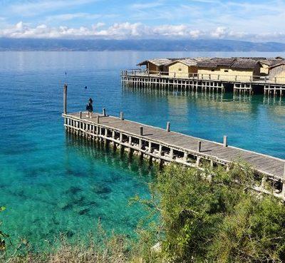Lago Ohrid y alrededores. ¡Lo mejor de Macedonia!